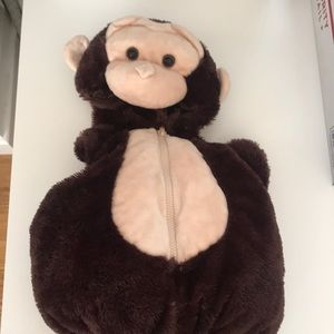 Other - Sweetest Little Monkey Costume Size 6/9 Months 🐒
